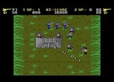 Ikari Warriors for Atari 7800 - Take out this bunker if you want to survive...