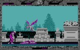 Altered Beast for IBM PC/Compatibles - Ouch, I've been knocked down...