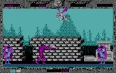 Altered Beast for IBM PC/Compatibles - Watch out for attacks from above...