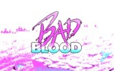 Bad Blood for IBM PC/Compatibles - Title screen.