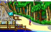 Code-Name: Iceman for IBM PC/Compatibles - Exploring this jungle island...