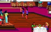Code-Name: Iceman for IBM PC/Compatibles - Dancing with a girl.
