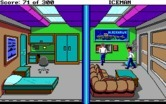 Code-Name: Iceman for IBM PC/Compatibles - The captains office.