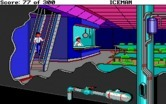 Code-Name: Iceman for IBM PC/Compatibles - Exploring the submarine.