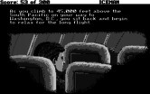 Code-Name: Iceman for IBM PC/Compatibles - Start of a flight.