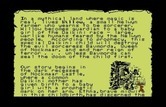 Willow for Commodore 64 - The story so far...