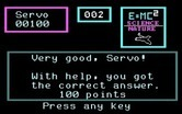 3-K Trivia for IBM PC/Compatibles - A correct response!