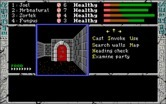 Dark Heart of Uukrul, The for IBM PC/Compatibles - Where does this door go?