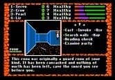 Dark Heart of Uukrul, The for Apple II - Found a sword...