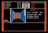 Dark Heart of Uukrul, The for Apple II - Which door will you choose?