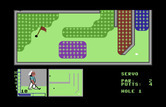 Mini-Putt for Commodore 64 - Here's the hole...