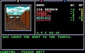 Death Knights of Krynn for IBM PC/Compatibles screenshot thumbnail - Heading to a temple.