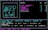 Death Knights of Krynn for IBM PC/Compatibles screenshot thumbnail - Dealing with some snakes...
