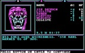 Death Knights of Krynn for IBM PC/Compatibles screenshot thumbnail - A dread wolf attacks!