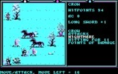 Death Knights of Krynn for IBM PC/Compatibles screenshot thumbnail - A nightmare attacks...
