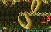 Blood Money for Atari ST - The giant claws appear from nowhere and sometimes block the way entirely!