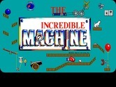 Incredible Machine, The for IBM PC/Compatibles - Title screen.