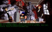 Maniac Mansion: Day of the Tentacle for IBM PC/Compatibles - Attempting to talk to a character.