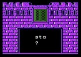 Magic Spells for Apple II screenshot thumbnail - Type in the unscrambled word.