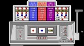 Vegas Bandit for IBM PC/Compatibles - Place a bet, then pull the handle...
