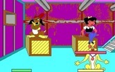 All Dogs Go to Heaven for IBM PC/Compatibles - Moving stuff around in this puzzle game...
