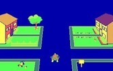 All Dogs Go to Heaven for IBM PC/Compatibles screenshot thumbnail - The town maze...