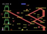 Miner 2049er for Atari 8-bit - The levels become increasingly difficult.