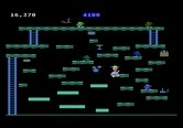 Miner 2049er for Atari 5200 - Jumping to a different platform...
