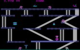 Miner 2049er for IBM PC/Compatibles - This level features a lot of slides.