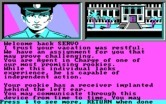 L.A. Crackdown for IBM PC/Compatibles - Welcome to the game.