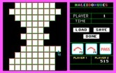 KaleidoKubes for IBM PC/Compatibles - You can design your own level.