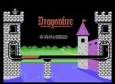 Dragonfire for ColecoVision screenshot thumbnail - Title screen 2.