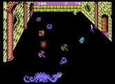 Dragonfire for ColecoVision screenshot thumbnail - Collect treasures, but avoid the dragonfire!