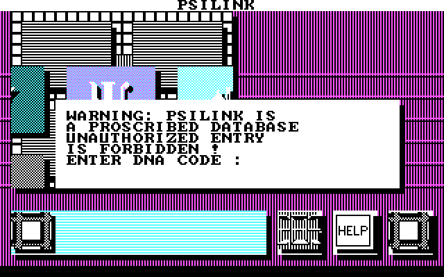Portal IBM PC/Compatibles Screenshot: Sometimes you won't have access to a database.