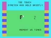 Physical Fitness for TI-99/4A - Touch your toes...