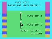 Physical Fitness for TI-99/4A - Time for some knee lifts...