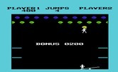 Clowns for Commodore VIC-20 - Bonus points for getting the last balloon in a row.