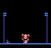 Donkey Kong Junior for NES - Round 4 completed!