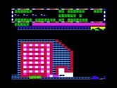 Protector II for TRS-80 Color Computer screenshot thumbnail - Game start.