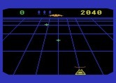 Beamrider for Atari 5200 - The sentinel at the end of each level.