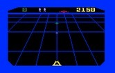 Beamrider for Intellivision - The Sector Sentinel appears at the end of each level.