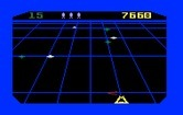 Beamrider for Intellivision - The blockers appear and get in your way...