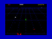 Beamrider for ZX Spectrum - I've been hit!