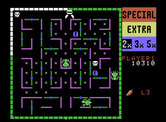 Lady Bug for ColecoVision - I was caught!