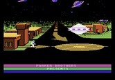 Astro Chase for Atari 5200 - Parker Brothers presents...