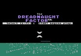 Dreadnaught Factor, The for Atari 5200 - Select your starting skill level...