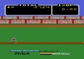 Activision Decathlon, The for Atari 5200 - Javelin start...