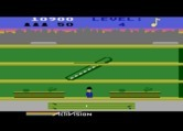 Keystone Kapers for Atari 5200 - Level four start.