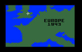 B-17 Bomber for Intellivision - Your mission takes place in Europe, 1943...