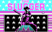 Slugger, The for IBM PC/Compatibles - Title screen.